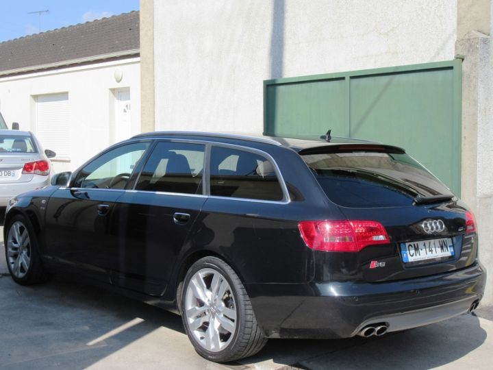 Audi S6 5.2 V10 435CH QUATTRO TIPTRONIC NOIR Occasion - 3