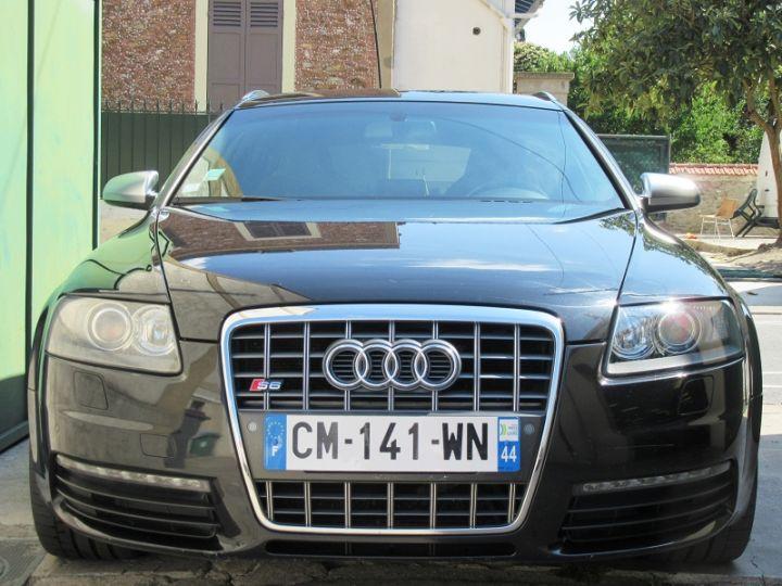 Audi S6 5.2 V10 435CH QUATTRO TIPTRONIC NOIR Occasion - 5