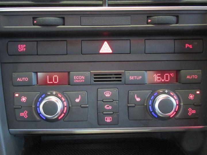 Audi S6 5.2 V10 435CH QUATTRO TIPTRONIC NOIR Occasion - 10