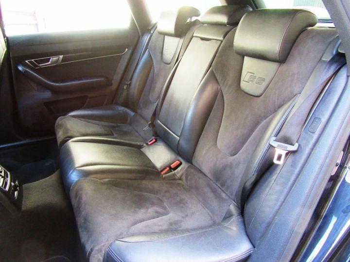 Audi S6 5.2 V10 435CH QUATTRO TIPTRONIC NOIR Occasion - 13