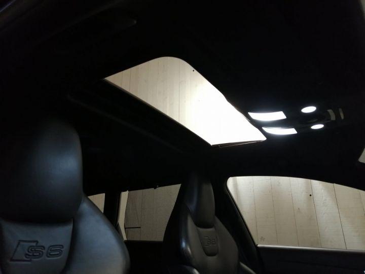 Audi S6 AVANT 5.2 V10 FSI 435 CV QUATTRO BVA Gris - 15