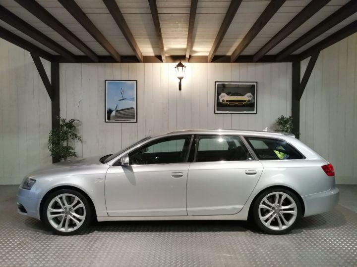 Audi S6 AVANT 5.2 V10 FSI 435 CV QUATTRO BVA Gris - 1