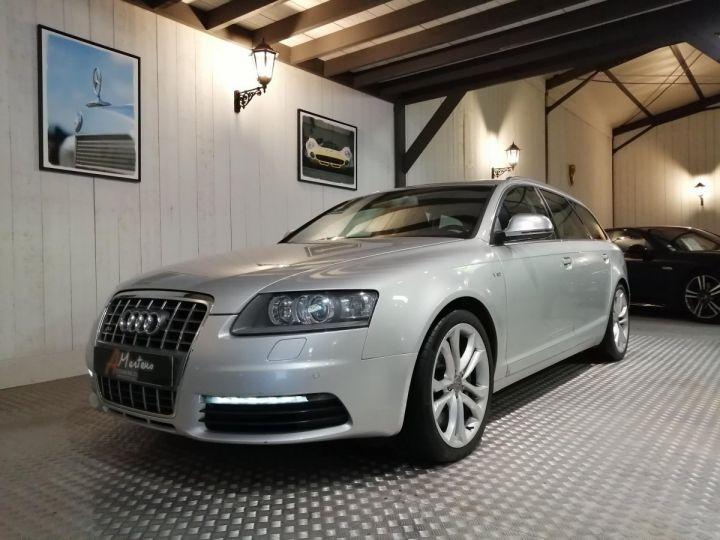 Audi S6 AVANT 5.2 V10 FSI 435 CV QUATTRO BVA Gris - 2