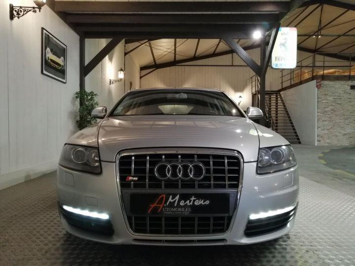 Audi S6 AVANT 5.2 V10 FSI 435 CV QUATTRO BVA Gris - 3