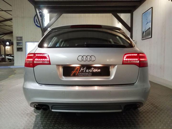 Audi S6 AVANT 5.2 V10 FSI 435 CV QUATTRO BVA Gris - 4