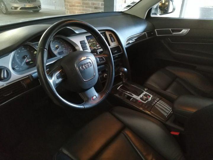 Audi S6 AVANT 5.2 V10 FSI 435 CV QUATTRO BVA Gris - 5