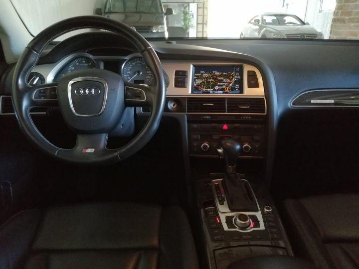 Audi S6 AVANT 5.2 V10 FSI 435 CV QUATTRO BVA Gris - 6
