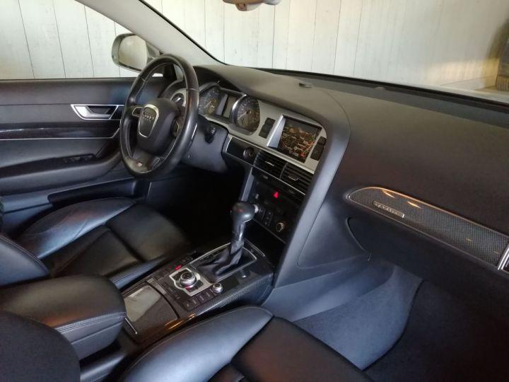 Audi S6 AVANT 5.2 V10 FSI 435 CV QUATTRO BVA Gris - 7