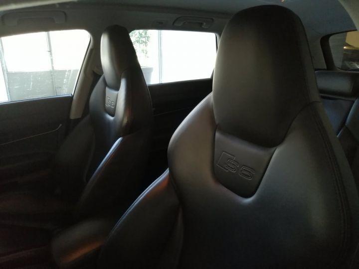 Audi S6 AVANT 5.2 V10 FSI 435 CV QUATTRO BVA Gris - 8