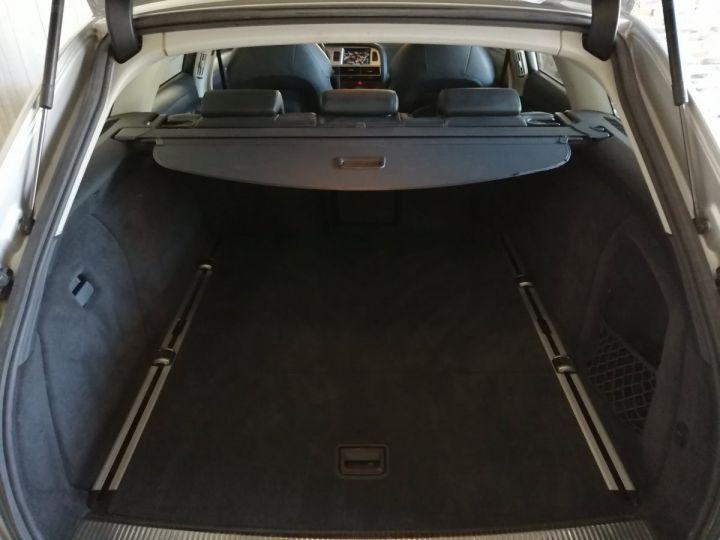 Audi S6 AVANT 5.2 V10 FSI 435 CV QUATTRO BVA Gris - 12