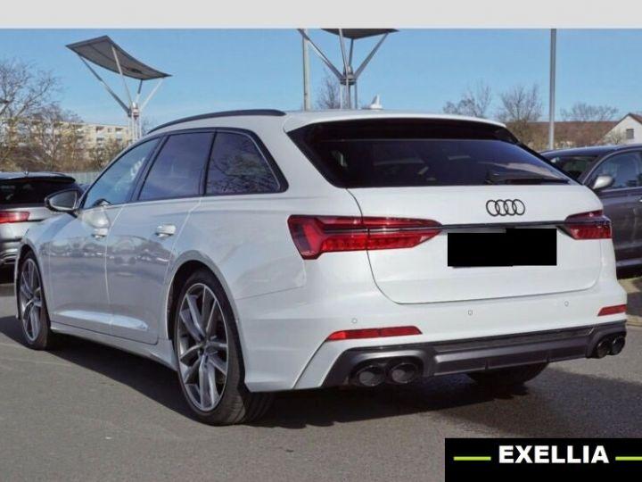 Audi S6 Avant TDI  BLANC PEINTURE METALISE  Occasion - 2