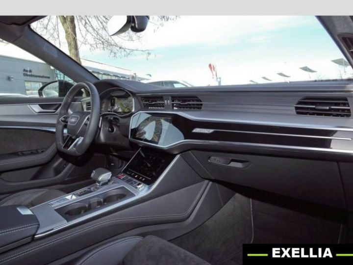 Audi S6 Avant TDI  BLANC PEINTURE METALISE  Occasion - 6