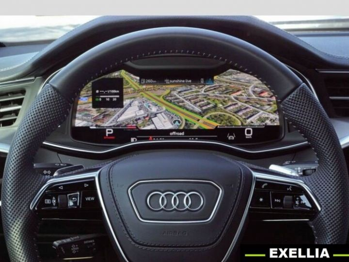 Audi S6 Avant TDI  BLANC PEINTURE METALISE  Occasion - 10