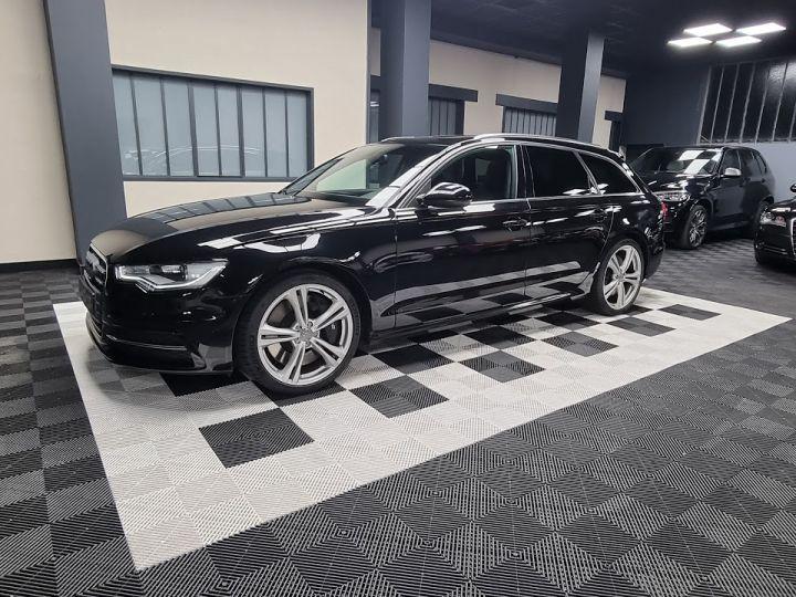 Audi S6 IV Avant 4.0 TFSI 420 QUATTRO S-TRONIC 7 Noir - 1