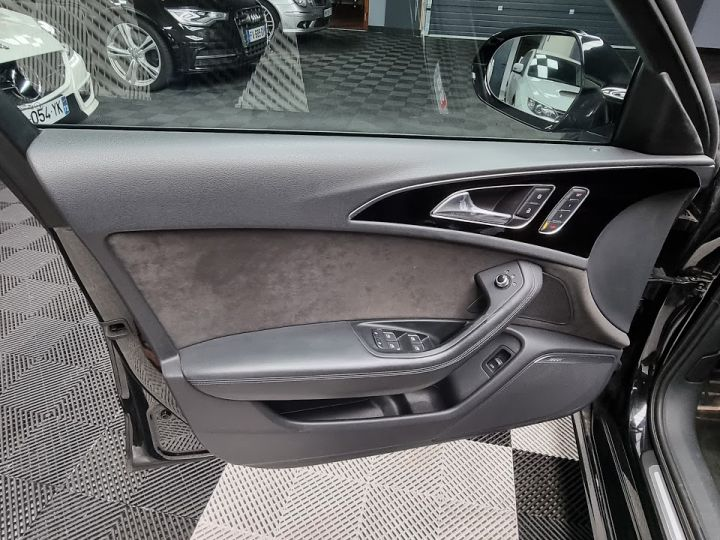 Audi S6 IV Avant 4.0 TFSI 420 QUATTRO S-TRONIC 7 Noir - 4
