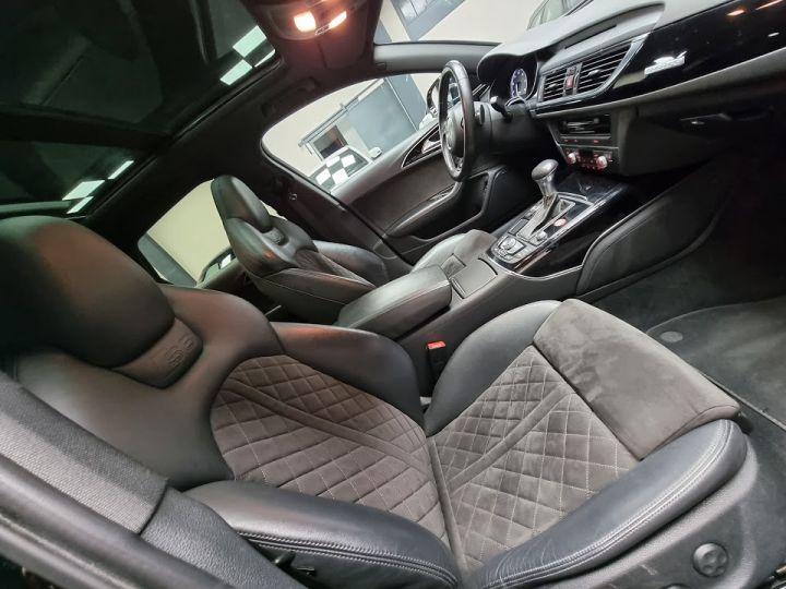 Audi S6 IV Avant 4.0 TFSI 420 QUATTRO S-TRONIC 7 Noir - 11