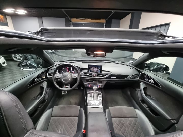 Audi S6 IV Avant 4.0 TFSI 420 QUATTRO S-TRONIC 7 Noir - 2