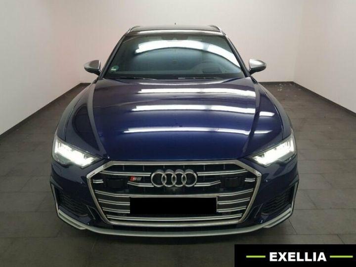 Audi S6 S6 AVANT 3.0 TDI 349 CV  bleu NAVARRA Occasion - 1