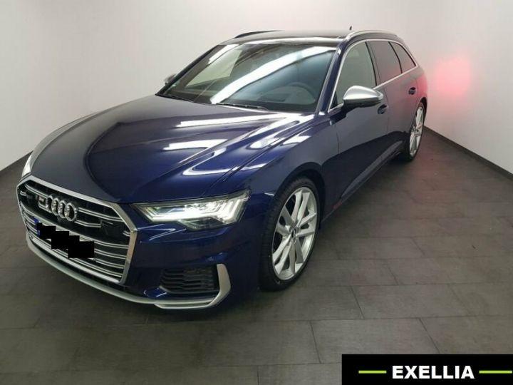 Audi S6 S6 AVANT 3.0 TDI 349 CV  bleu NAVARRA Occasion - 3