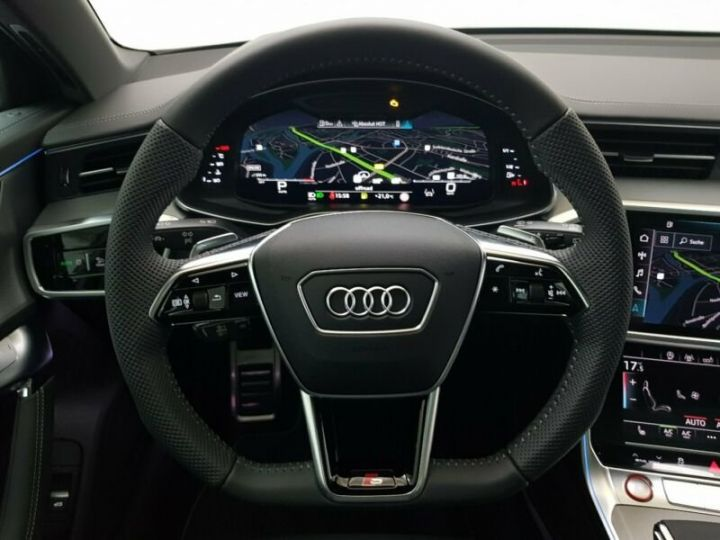 Audi S6 S6 AVANT 3.0 TDI 349 CV  bleu NAVARRA Occasion - 12