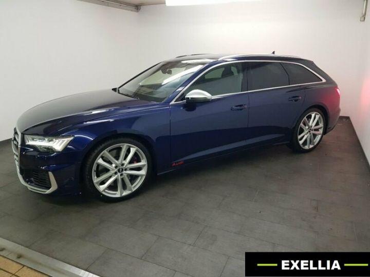 Audi S6 S6 AVANT 3.0 TDI 349 CV  bleu NAVARRA Occasion - 17
