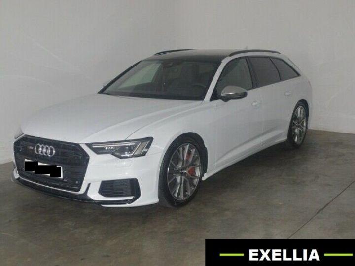 Audi S6 S6 AVANT 3.0 TDI 349 CV  blanc  Occasion - 1
