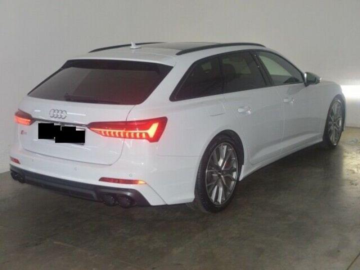 Audi S6 S6 AVANT 3.0 TDI 349 CV  blanc  Occasion - 2