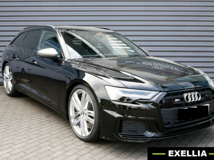 Audi S6 S6 AVANT 3.0 TDI 349 CV NOIR Occasion - 2