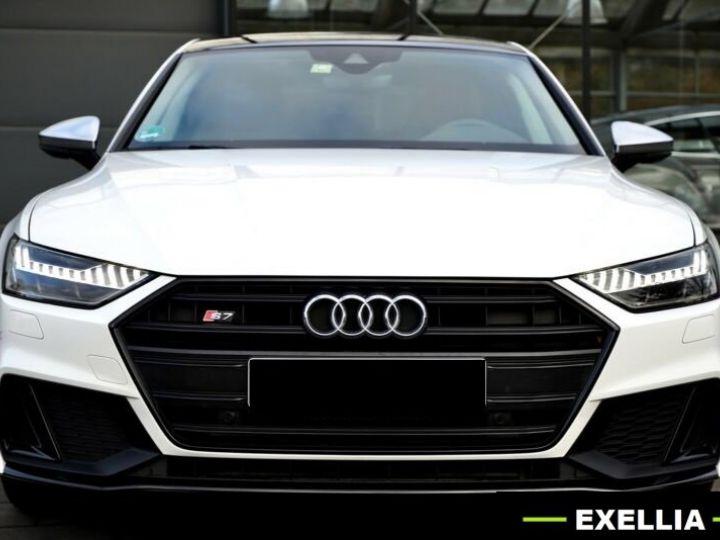 Audi S7 4.0 TDI QUATTRO  BLANC  Occasion - 1