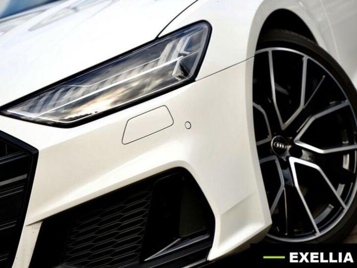 Audi S7 4.0 TDI QUATTRO  BLANC  Occasion - 4