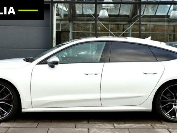 Audi S7 4.0 TDI QUATTRO  BLANC  Occasion - 5