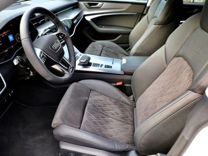 Audi S7 4.0 TDI QUATTRO  BLANC  Occasion - 6