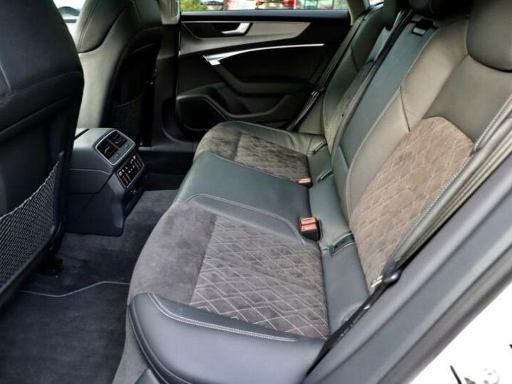Audi S7 4.0 TDI QUATTRO  BLANC  Occasion - 11