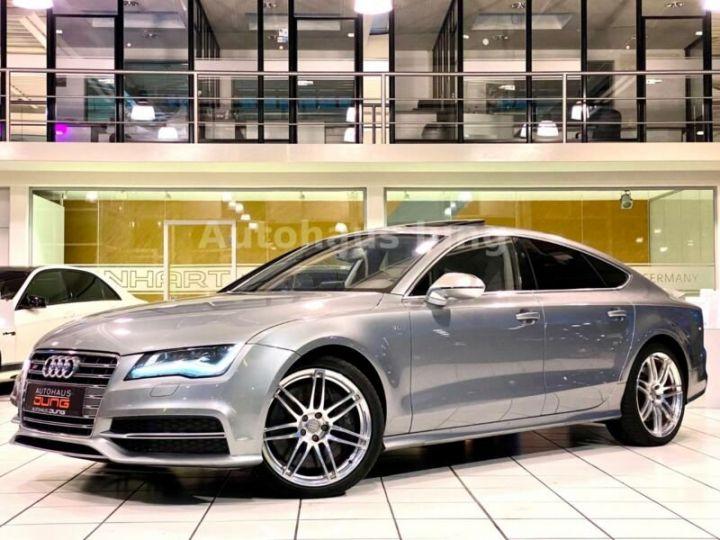 Audi S7 # 4.0 TFSI QUATTRO  Gris Peinture métallisée - 1