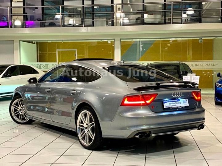 Audi S7 # 4.0 TFSI QUATTRO  Gris Peinture métallisée - 2