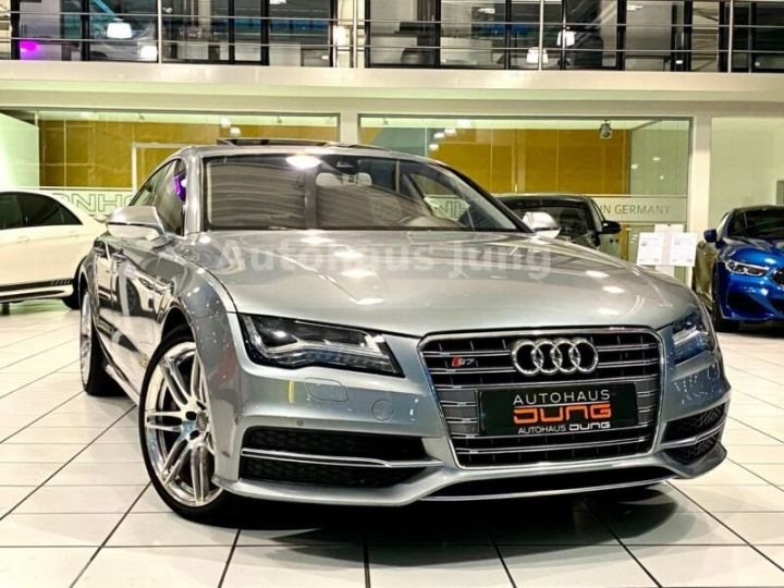 Audi S7 # 4.0 TFSI QUATTRO  Gris Peinture métallisée - 3