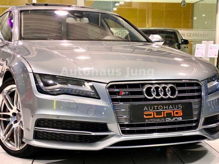 Audi S7 # 4.0 TFSI QUATTRO  Gris Peinture métallisée - 4