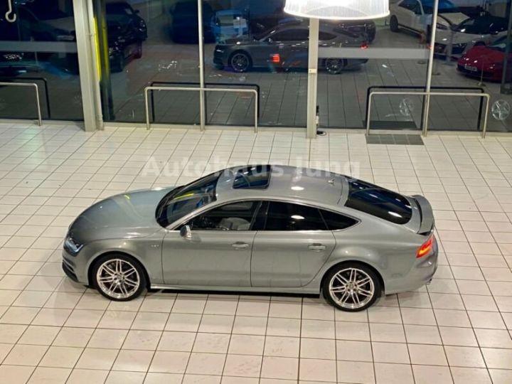 Audi S7 # 4.0 TFSI QUATTRO  Gris Peinture métallisée - 6