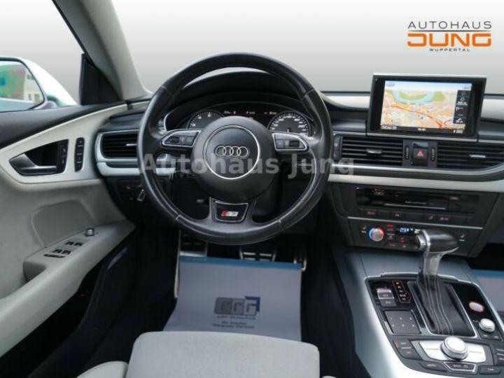 Audi S7 # 4.0 TFSI QUATTRO  Gris Peinture métallisée - 7