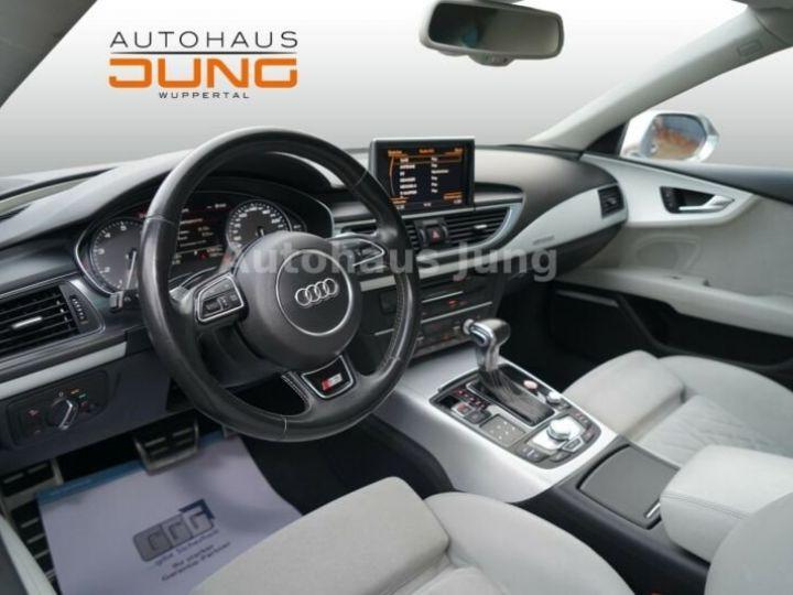 Audi S7 # 4.0 TFSI QUATTRO  Gris Peinture métallisée - 9