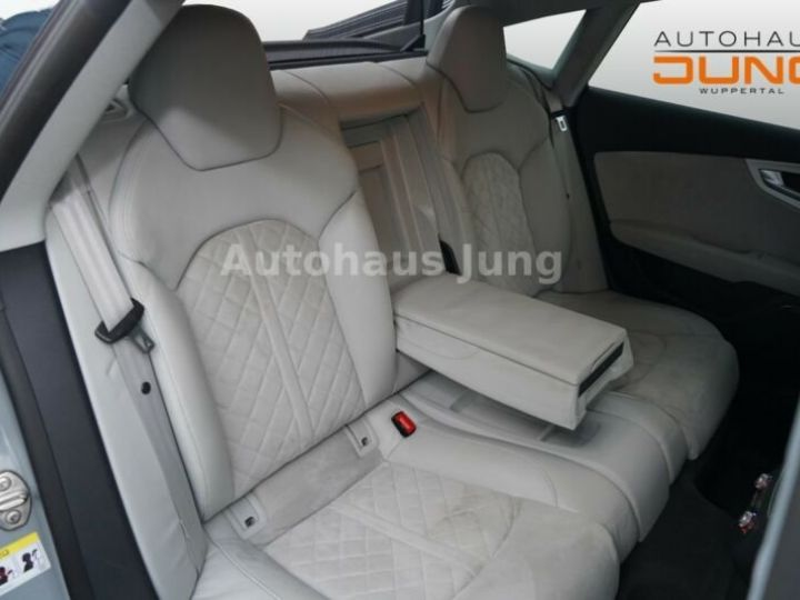Audi S7 # 4.0 TFSI QUATTRO  Gris Peinture métallisée - 10