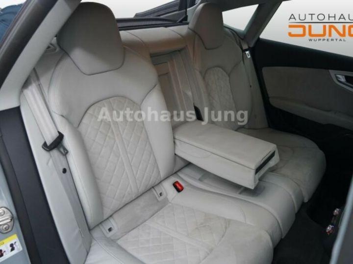 Audi S7 # 4.0 TFSI QUATTRO  Gris Peinture métallisée - 11