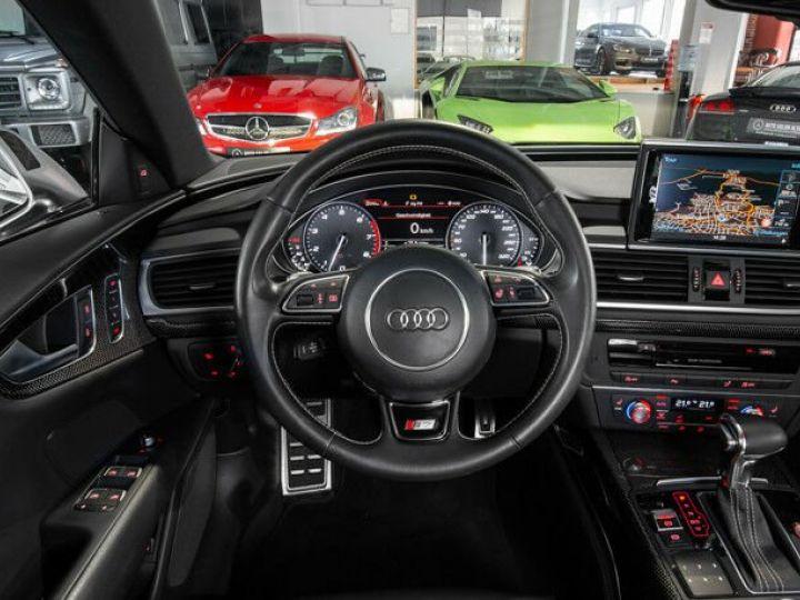 Audi S7 SPORTBACK 4.0 TFSI 420 QUATTRO Bleu effet crystal - 9