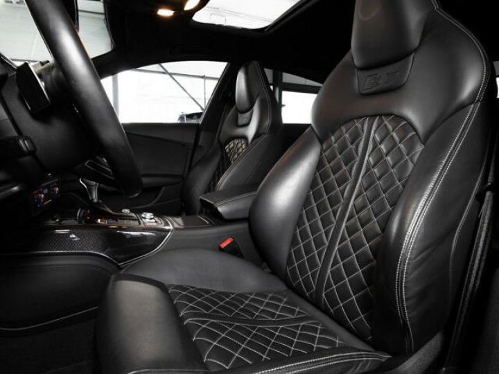 Audi S7 SPORTBACK 4.0 TFSI 420 QUATTRO Bleu effet crystal - 11