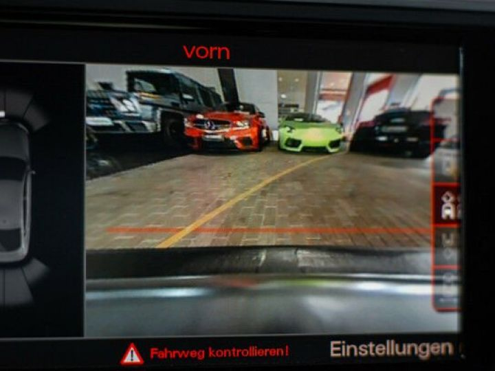 Audi S7 SPORTBACK 4.0 TFSI 420 QUATTRO Bleu effet crystal - 14