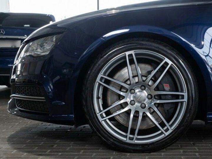 Audi S7 SPORTBACK 4.0 TFSI 420 QUATTRO Bleu effet crystal - 20