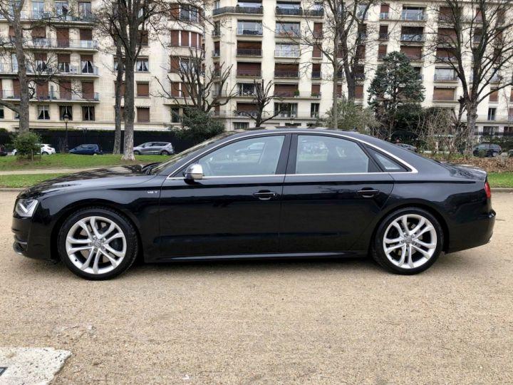 Audi S8 Noir nacre - 2