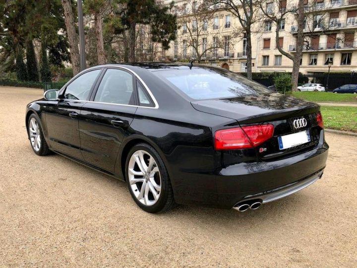 Audi S8 Noir nacre - 3