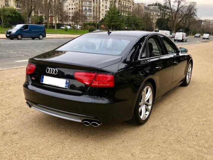 Audi S8 Noir nacre - 4