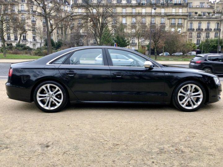 Audi S8 Noir nacre - 5